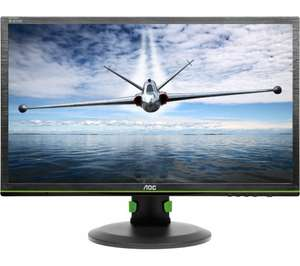 AOC G-Sync G2460Pg 144Hz Gaming Monitor £199.99 delivered @ Currys