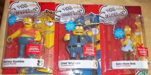 The Simpsons Figures with Sound £2.99 @ Home Bargains