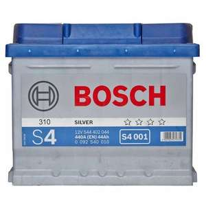 Bosch S4 Battery 063 with 4 Year Guarantee  £37.12  eurocarparts