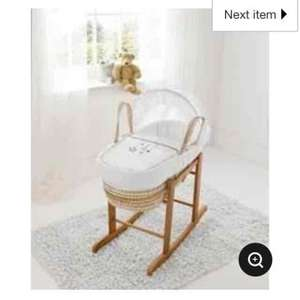 kinder valley Moses basket £13.80 @ Asda - Reddish store