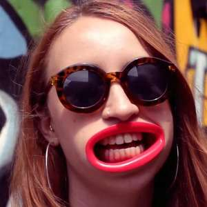 HYPERLIP Show us your #gumface £12.24 delivered @ Firebox. com
