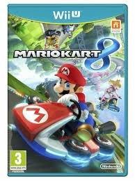 Refurbished (pre-owned) Mario Kart 8 Wii U £24.99 delivered @ Argos Ebay