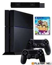 PS4 Console, 2 Controllers, Camera, Little Big Planet 3 £200 new at GAME (instore)