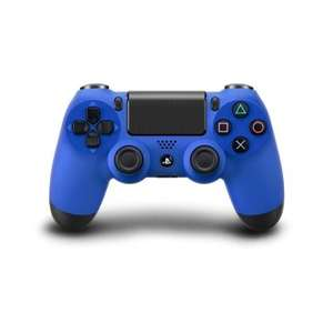 Sony Dual Shock 4 Controller Wave Blue £33.99 with code @ Rakuten / Shopto