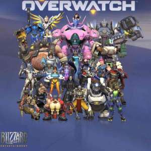 Overwatch early access BETA for XBOX ONE + PS4 via O2 Priority