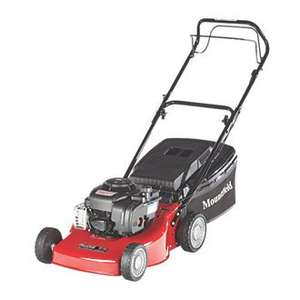 MOUNTFIELD SP185 45CM 125CC SELF-PROPELLED PETROL LAWN MOWER - £199.99 Delivered @ Screwfix (+1% Quidco)