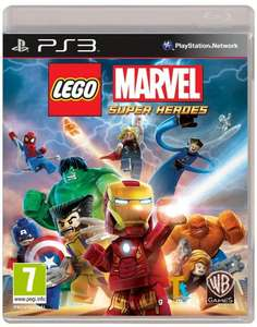 [Used] Lego Marvel Super Heroes / Lego Batman 3: Beyond Gotham PS3 £5.50 Delivered @ XV-Marketplace