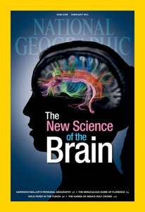 National Geographic Magazine 12 Issues for £10 with code Plus a Free Gift! @ Magazines.co.uk