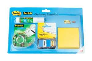 Post-it and Scotch Stationery Pack - £1.40 @ Amazon (Add-on-Item/£20spend)