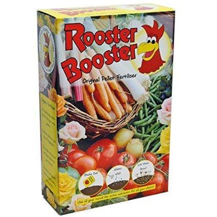 Rooster Booster Organic Pellet Fertiliser (2KG), Home Bargains, £1.29 instead of £5.99