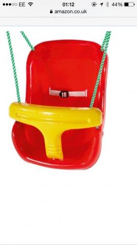 Plum baby swing seat £14.00 (Prime) / £18.75 (non Prime) @ Amazon
