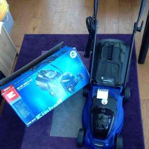 Einhell electric lawn mower £29.99 in store at b&m