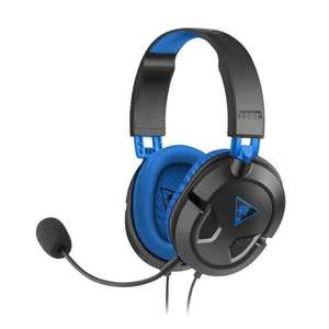 Turtle Beach Recon 60P Amplified Stereo Gaming Headset PS4 & Xbox One £29.99 @ Amazon