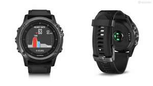 Garmin Fenix 3 Sapphire HR watch - £399.50 with discount code @ Blacks
