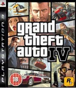 (Preowned) GTA IV - PS3 £1.99 delivered @ GAME