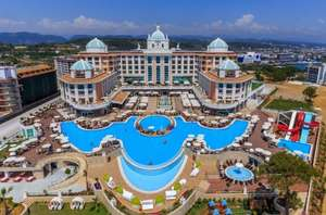 7 Nights for 2 adults Ultra All Inclusive at Litore Hotel & Resort (Turkey). Flights, Luggage, Private Transfer - £763 @ Sunshine