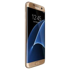 Samsung Galaxy S7 32GB gold sim free £490.25 with code @ JD Williams