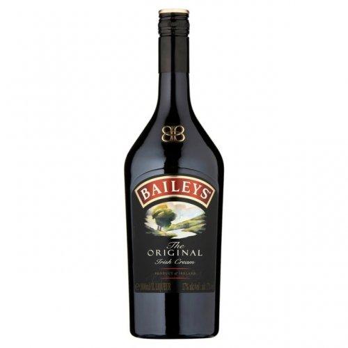Baileys 1 litre £10.50 in-store, Tesco Express