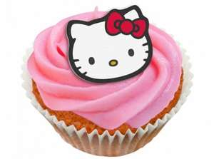 ** Hello Kitty Cupcake Kit 302g - 38p @ Morrisons **