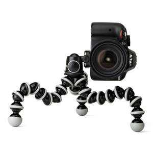 Joby GorillaPod SLR-Zoom Tripod for SLR Cameras with Ballhead £35.99 Delivered @ Amazon