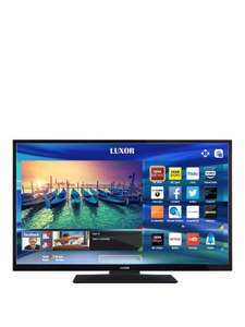 Luxor 40 inch Full HD / Smart TV £197.99 free c&c @ Very