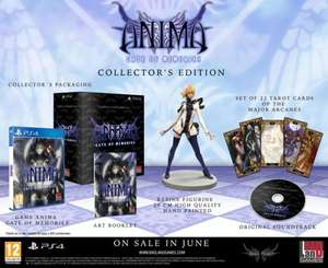 Anima: Gate of Memories Collector's Edition (PS4) £49.99 Delivered (Pre-order) @ Rice Digital