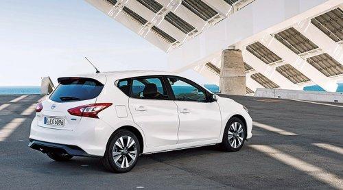 Nissan pulsar 24 mth lease  £1060 deposit plus £199 admin fee £95/month @ honestjohn