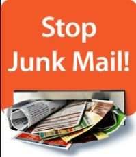 Fed up with the postman posting loads of unaddressed junk mail?