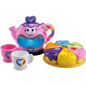LeapFrog Musical Rainbow Tea Party was £19.97 now £10 C+C / Instore @ Asda George