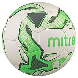 Mitre Final Size 5 Ball in White £2.50 instore / online @ Tesco Direct (+£2 C+C)