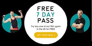 Free 7day pass @ Pure Gym