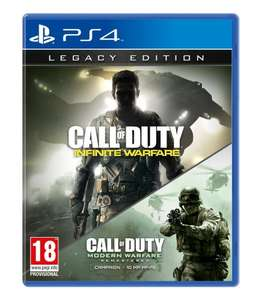 PRE-ORDER COD Infinite Warfare Legacy Edition (inc Modern Warfare) PS4/XBOX One £69 @ Amazon