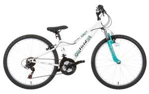 "Apollo Vivid Girls Mountain Bike - 24""  £89 @ Halfords"