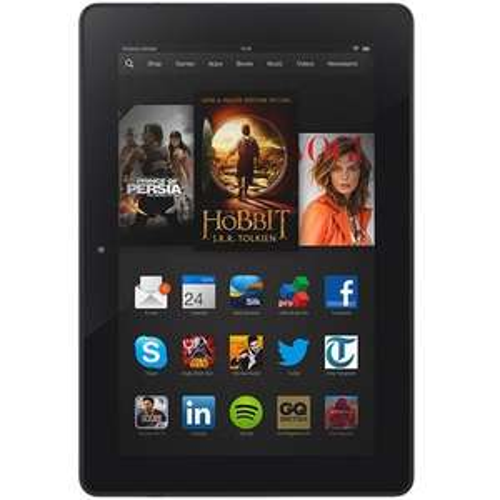 Amazon Kindle Fire HDX 8.9 16GB, WiFi + 4G/LTE, Black £166.78 delivered @ handtec