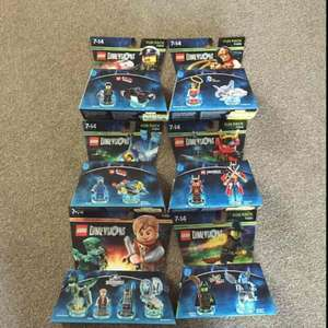 Lego Dimensions Fun Packs and Team Packs Reduced in Tesco (Quedgeley in Gloucester) £1.13 / £2.10