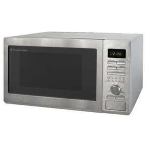 Russell Hobbs RHM3002 30L Family Size Stainless Steel Combination Microwave Oven £73.99 @ Amazon (sold by Electrical Shop)