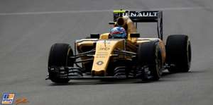 Free Renault F1 test day Silverstone - Friday 6th May