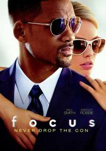 focus blu ray (preowned) £3.50 @ XV Marketplace