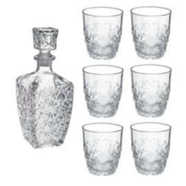7 Piece Decanter Set Only £8.59 Delivered @ Tesco Direct (Sold by Rinkit) & Amazon