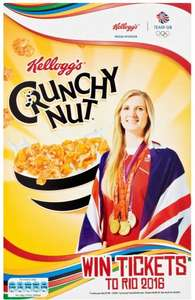 Kellogg's Crunchy Nut Cornflakes 500g Was £2.00 Now 50p 75% Off @ Morrisons
