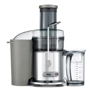 Sage by Heston Blumenthal the Nutri Juicer - Silver - £75 (rrp £149.99) @ Amazon