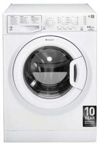 Hotpoint Aquarius Washer & Dryer, WDAL8640P, 8KG Load, A Energy Rating, 1400rpm for £259 delivered at Tesco Direct (+10-year Guarantee on parts)