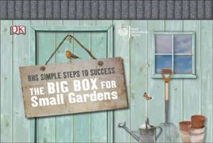 RHS Big Box for Small Gardens (4 Books) £8.99 from hive.co.uk