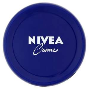Nivea Creme 200Ml Half Price - £1.50 @ Tesco