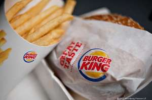 Whopper and Fries £1.99 (Via Burger King App on iOS/Android)