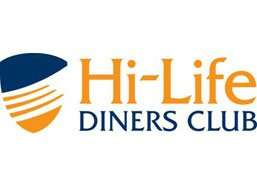 3 Months FREE membership to High Life Diners Club