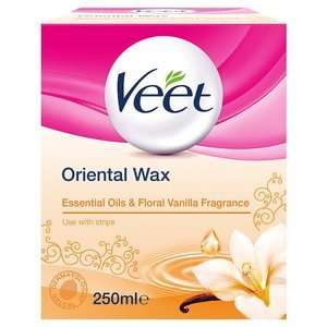Veet Warm Wax Jar £5.33 (Superdrug) normally around £10/11
