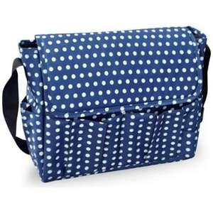 BabyStart Changing Bag in Dark Blue or Polka Dot Changing Bag in Green was £14.99 now half price at £7.49 @ Argos