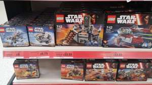 Lego Star Wars reduced to clear in Sainsburys