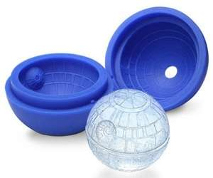 Star Wars Death Star Silicone 3D Ice Cube Food Mould Tray £2.10 with Free delivery at Amazon / Good-Choice